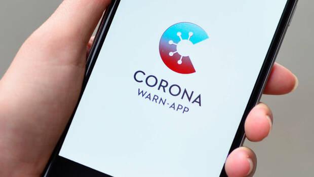 Corona Tracing App